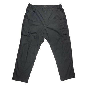 5.11 Tactical Mens Work Cargo Pants Gray Twill
